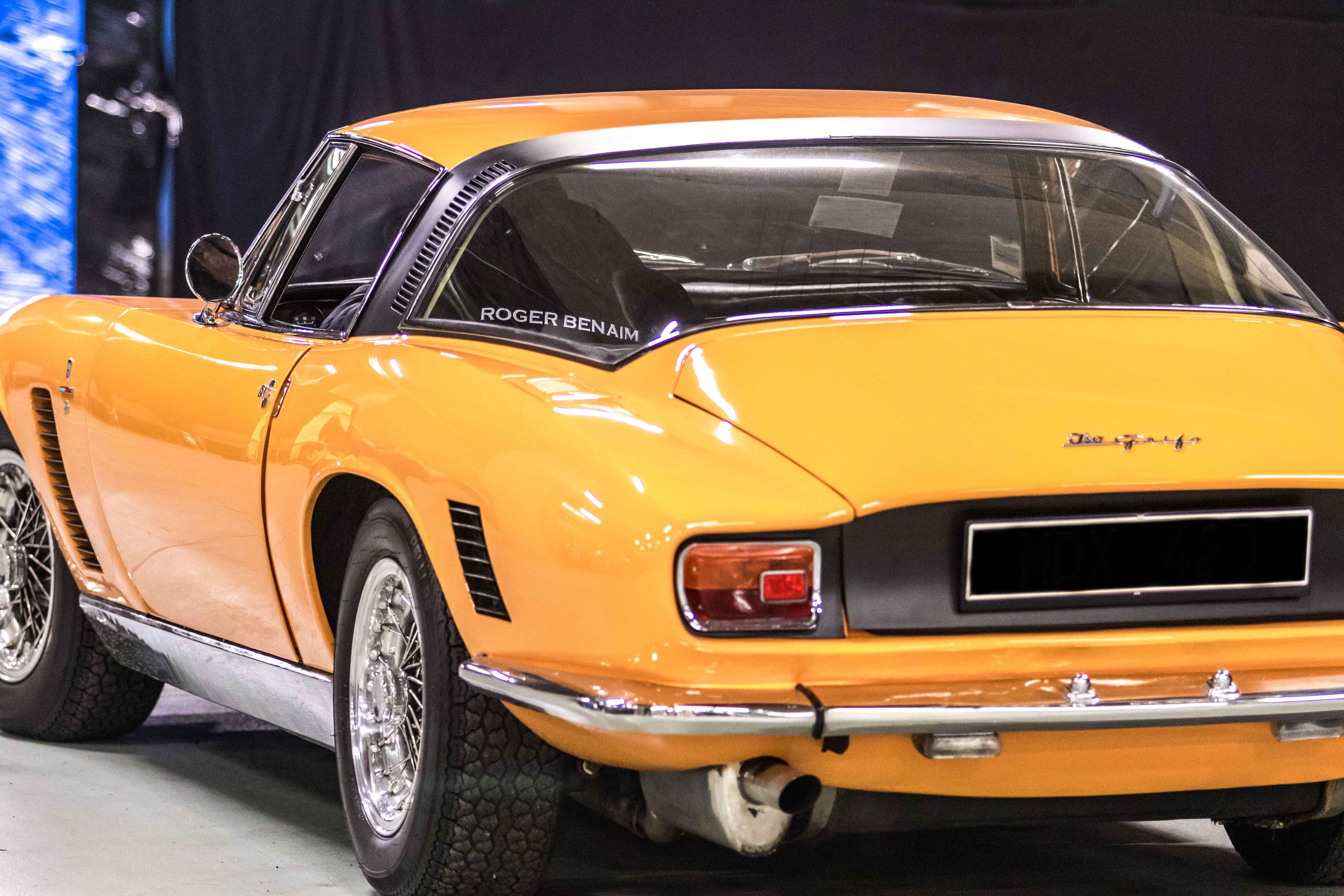 Iso Grifo - 1966